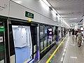 201908 Platform 4 of Nanmendou Station.jpg