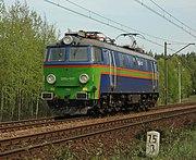 201Eo-007 PL-PLATA Wreczyca - Herby Nowe