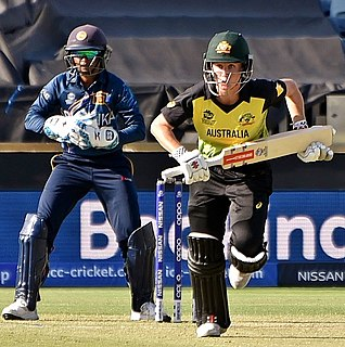 Beth Mooney Australian cricketer