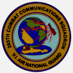 285th Civil Engineering Squadron - Image: 285th Combat Communications Squadron