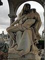 290 Cementiri, sepulcre Solà-Vinardell, Pietat de Venanci Vallmitjana.jpg