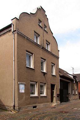 Hubertusstraße in Dormagen