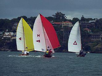 Historical 10 foot skiffs - 3 skiffs