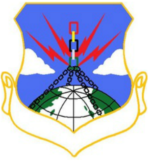 70th Intelligence, Surveillance and Reconnaissance Wing - 4123rd Strategic Wing emblem