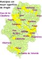 428px-Aragon municipios extension.png