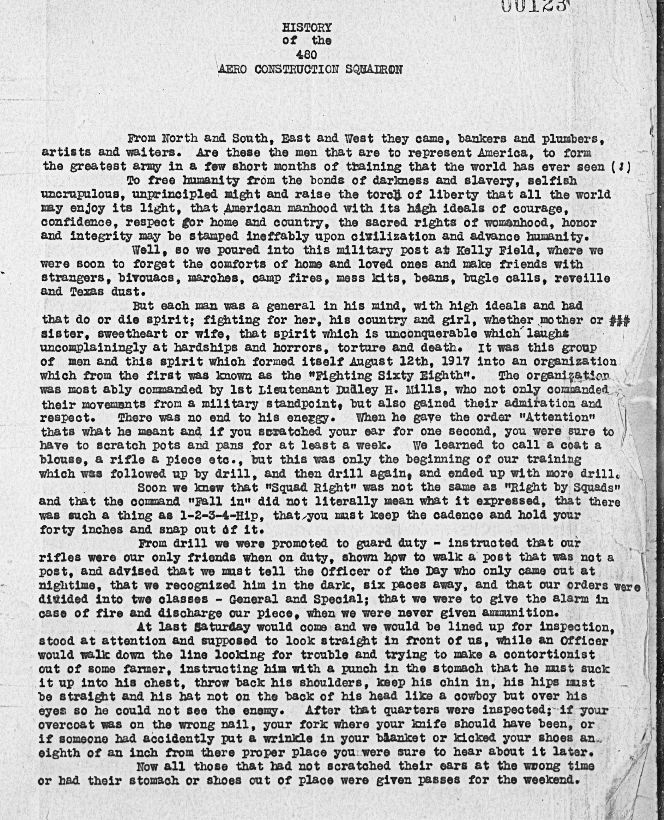 Bmwpany History Pdf: File:480th Aero Squadron