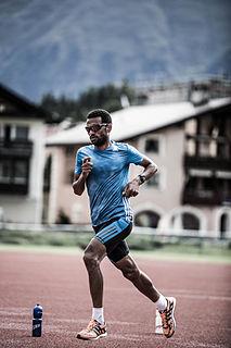 Tadesse Abraham Swiss athlete
