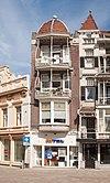 foto van Winkel-woonhuis in de stijl van de jugendstil