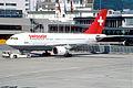 55af - Swissair Airbus A310-322; HB-IPG@ZRH;26.05.1999 (5888150850).jpg