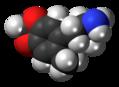 6-Methyl-MDA molecule spacefill.png