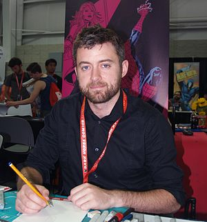 Will Sliney - Comic artist Will Sliney
