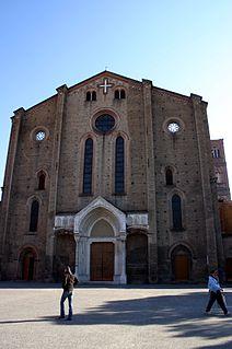 Basilica of San Francesco, Bologna Church in Bologna, Italy