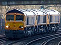 66706 66754 & 66763 Eastleigh to Hoo Junction 0Y63 (15862274764).jpg