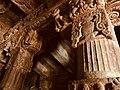 704 CE Svarga Brahma Temple, Alampur Navabrahma, Telangana India - 70.jpg