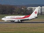 7T-VJQ Boeing B737-6D6 B736 - DAH (15631948704).jpg