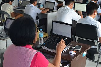 7th Waray Wikipedia Edit-a-thon 23.JPG