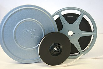 "8 mm film - ""Super 8"" 8 mm films"