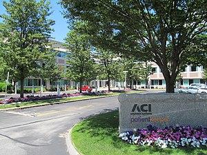 ACI Worldwide - Image: ACI Payment Systems, Waltham MA