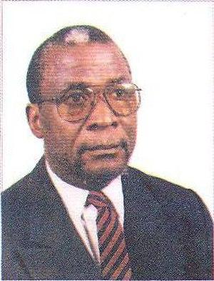 Adiele Afigbo - Image: AE Afigbo