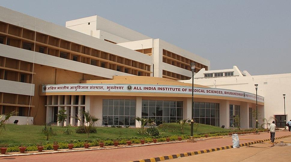 AIIMS Bhubaneswar 01