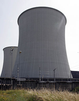 Biblis Nuclear Power Plant (Germany), cooling ...