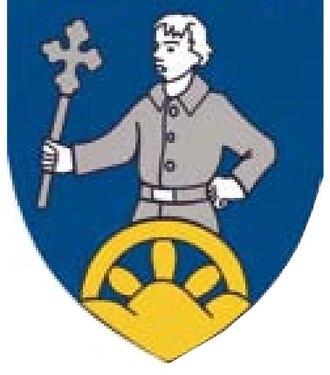 Bad Erlach - Image: AUT Bad Erlach COA