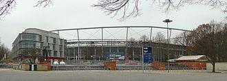 2005 FIFA Confederations Cup - Image: AWD Eingang 08