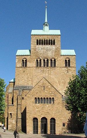 Minden Cathedral - Minden Cathedral