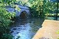 A Swollen Derwent Passes Under The Bridge - geograph.org.uk - 994005.jpg