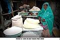 A cassava flour seller.jpg