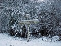 A fingerpost just north of Knipton, Leicestershire - Dec 2005.JPG
