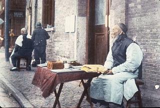 Taoist priest priest in Taoism