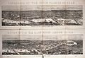A panorama of London seen from the south; above, Westminster Wellcome V0018425.jpg