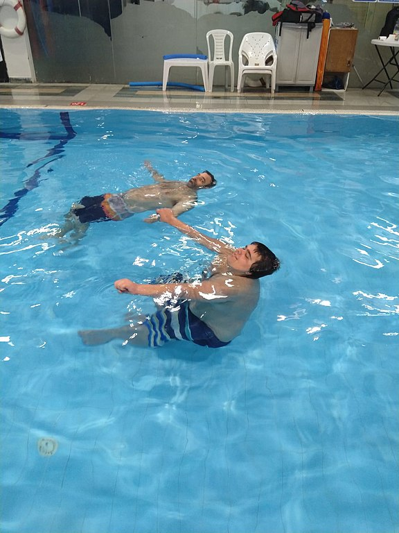 Zwemmen - een geweldige workout