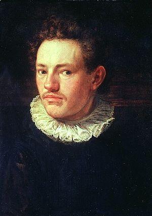 1574 in art - Image: Aachen Selbstbildnis