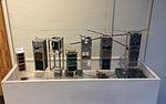 Aalto-1, early test models.jpg