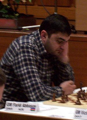 Farid Abbasov - Image: Abbasov Farid 20090106