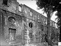 Abbaye Saint-Bénigne (ancienne) ; Musée archéologique - Dortoir des moines bénédictins - façade est - Dijon - Médiathèque de l'architecture et du patrimoine - APMH00019096.jpg