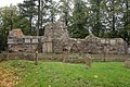 Abbey ruins next to Cathedral - geograph.org.uk - 2077951.jpg