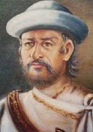 Abhiman Singh Basnet - Portrait of Abhiman Singh Basnet