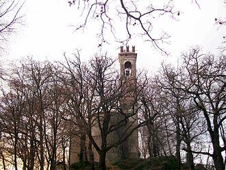 Badia Calavena - St. Peter's Abbey.