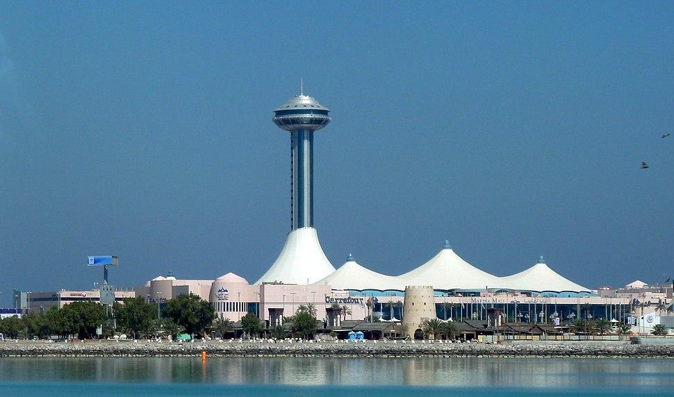 Abu Dhabi - Marina Shopping Mall - أبو ظبي - مارينا مول للتسوق - panoramio