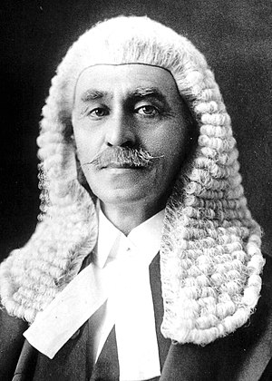 Isaac Isaacs - Isaacs as a High Court judge