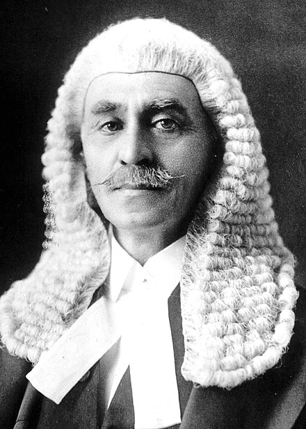 Sir Isaac Isaacs, Justice from 1906 and Chief Justice from 1930-1931 Ac.isaacs.jpg