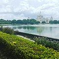 Across the lake from Victoria Memorial.jpg