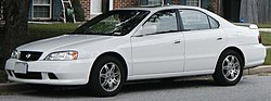 The Acura 3.2 TL.