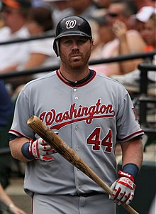 Adam Dunn on June 28, 2009.jpg