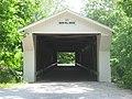 Adams Mill Covered Bridge, northern portal.jpg