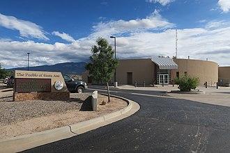 Santa Ana Pueblo, New Mexico - Pueblo of Santa Ana