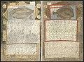 Adriaen Coenen's Visboeck - KB 78 E 54 - folios 134v (left) and 135r (right).jpg